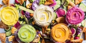 Recetas veganas para combatir el calor