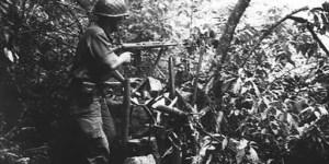 El primer combate en el monte tucumano