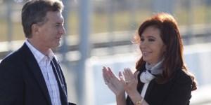 . En nuestras mediciones, Cristina y Macri cuentan, en intención de voto, con más del 30%, cada uno de ellos, destaca Giacobbe.