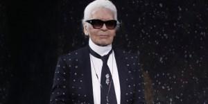 Murió el director de Chanel y diseñador alemán Karl Lagerfeld