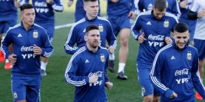 Tras 266 días de ausencia, Lio Messi vuelve a calzarse la albiceleste número 10.