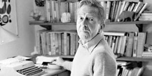 """John Cheever escribió los cuentos de """"Fall river"""" entre 1931 y 1942."""