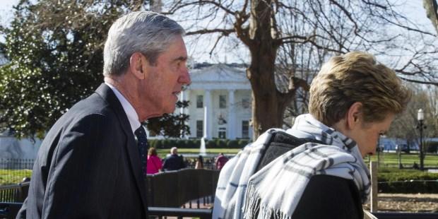 El fiscal especial estadounidense Müller concluyó que Trump no conspiró con Rusia