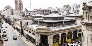 Mercado de San Telmo, un polo gastronómico