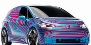 Volkswagen ya le puso nombre a su primer modelo 0 emisiones
