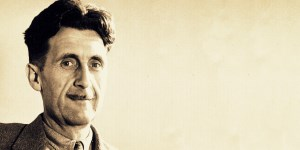 George Orwell dejó un admirable testimonio de valentía física y moral.