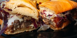 Hambre, una sandwichería osada