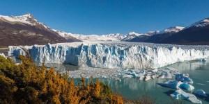 El Glaciar Perito Moreno, Parque Nacional Los Glaciares, provincia de Santa Cruz. GENTILEZA APN