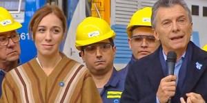 """Macri, en Bragado: """"Los argentinos volvimos al mundo"""""""