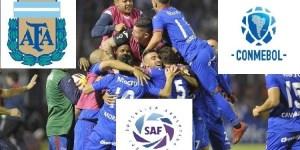 La gran campaña de Tigre en la Copa Superliga desató una impensada guerra entre la AFA y la Conmebol contra la SAF.