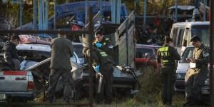 Los peritajes confirman que dos policías dispararon a los jóvenes en San Miguel del Monte