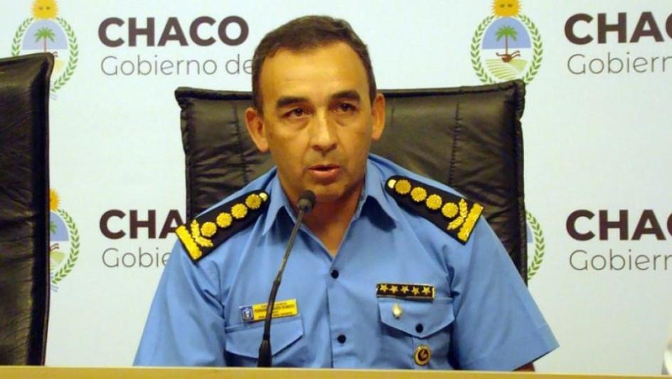 Renunció el jefe de la Policía del Chaco