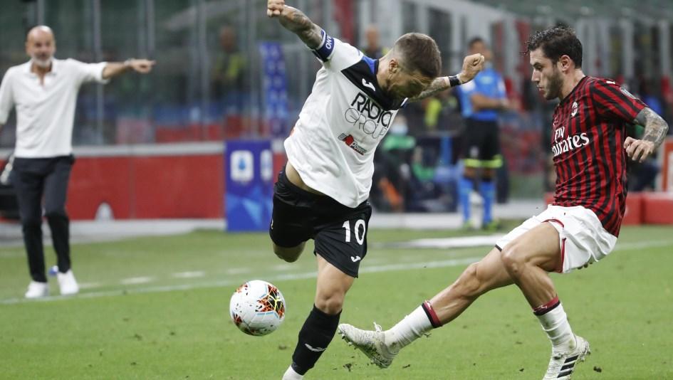 Atalanta empató con Milan y allanó el camino de Juventus hacia el título en Italia - Deportes | Diario La Prensa