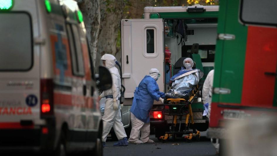 Se registraron 12.969 nuevos casos de coronavirus y un total de 443 muertes