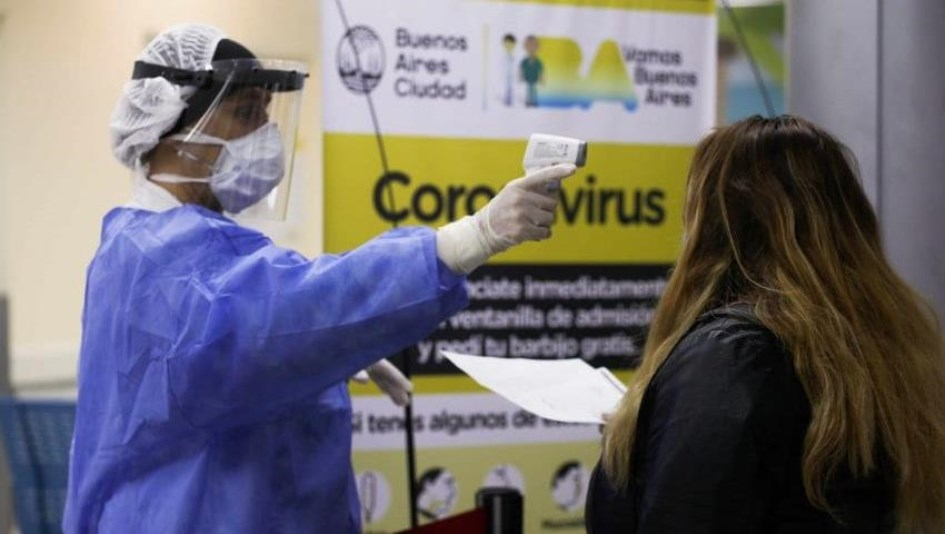 Coronavirus: 145 muertes y 8.234 contagios este jueves