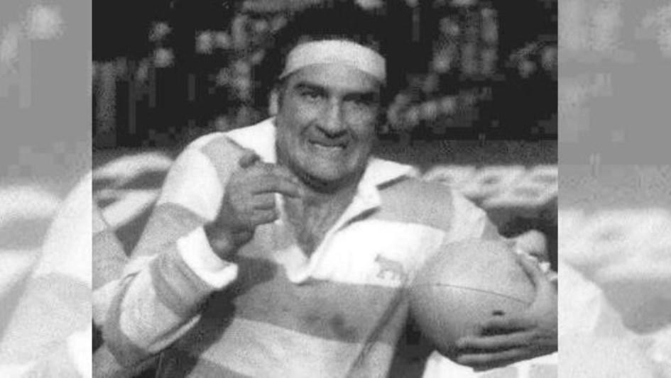"""Murió """"Pochola"""" Silva, histórico capitán de Los Pumas"""