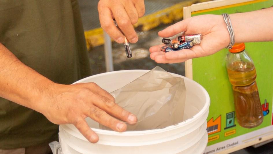 La Ciudad impulsa la recepción de residuos especiales para concientizar sobre el cuidado del ambiente