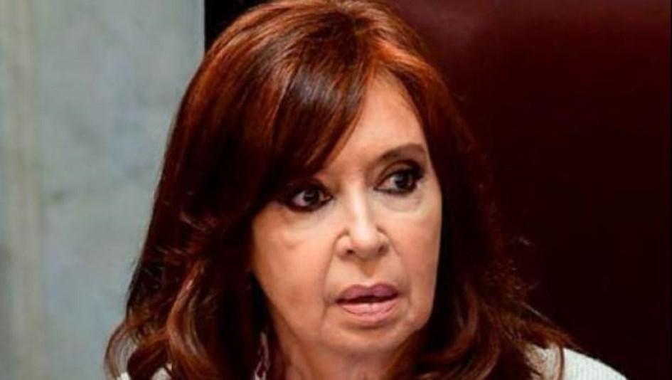 """Cristina Kirchner criticó el """"cinismo"""" de Juntos Por el Cambio por el caso Rodríguez Simón"""