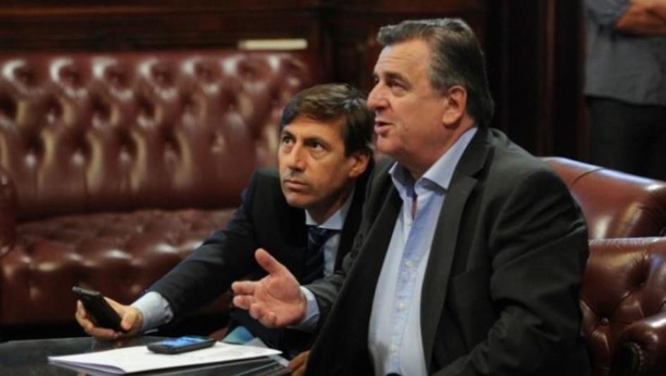 Naidenoff y Negri exigieron que se inicie en el Senado el procedimiento para tratar el pliego de Rafecas