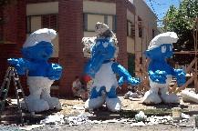 Quemarán en La Plata 94 muñecos gigantes al despedir el año