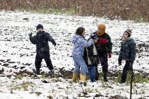 Hubo nevadas en Santiago del Estero, Salta, Jujuy, La Rioja, Mendoza y Tucumán