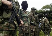 Cuatro secuestrados por las FARC fueron asesinados por la guerrilla