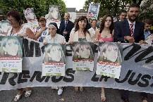 Susana Trimarco aseguró que sólo la muerte detendrá la búsqueda de su hija