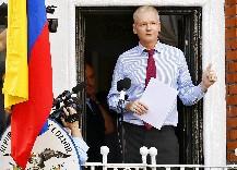 Assange agradeció a la Argentina, entre otros países, por su solidaridad