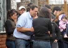 Un estudiante fue asesinado a puñaladas en José C. Paz y detienen a dos sospechosos