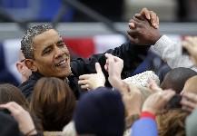 Obama renueva sus promesas de cambio