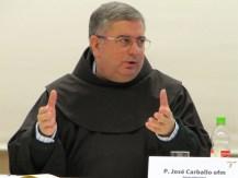 El Papa eligió a un franciscano español en su primera designación