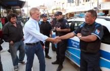 """De Narváez acusó a la jefa del Estado de seguir """"haciéndose la distraída"""" en materia de seguridad"""