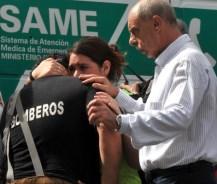 Tragedia en Barracas: 9 muertos al derrumbarse una pared tras un incendio