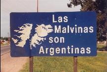 Argentina reclama soberanía sobre Islas Malvinas