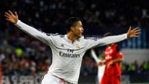 Cristiano Ronaldo fue elegido como el mejor jugador de Europa