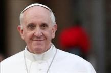 El Papa recibió al sacerdote argentino párroco del único templo católico en Gaza