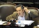 "Larroque acusó a Macri de estar ""del lado de los buitres"""