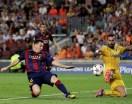 Ajustado triunfo del Barcelona en el debut en la Liga de Campeones