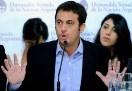 """Julián Alvarez: la ley no implica una """"chavización de la economía"""""""