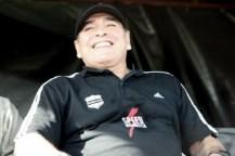 """Maradona dijo que sin las drogas, """"hubiese sido un jugador de la p... madre"""""""