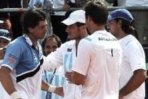 La Argentina será local frente a Brasil por la primera ronda de la Copa Davis