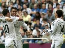 Real Madrid fue una aplanadora y demolió a Deportivo La Coruña