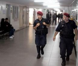 Médicos bonaerenses realizan un paro en reclamo de mayor seguridad