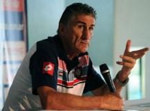 Bauza negó que haya jugadores relajados en San Lorenzo