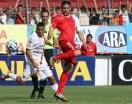 Argentinos goleó a Boca Unidos en Corrientes en el debut de Gorosito