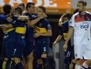 Boca dio el primer paso ante Cerro Porteño