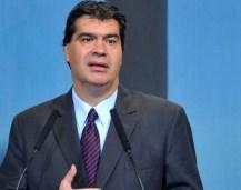 """Capitanich afirmó que en la oposición opera """"el frente derogador"""""""