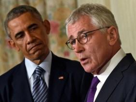 Renuncia Chuck Hagel como secretario de Defensa de Estados Unidos