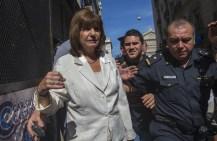 Bullrich ratificó ante Fein que Nisman era seguido por uno de los imputados