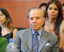 Menem y Cavallo comenzaron a ser juzgados por el cobro de sobresueldos